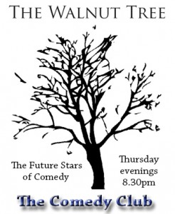 The Comedy Club at The Walnut Tree Maidstone